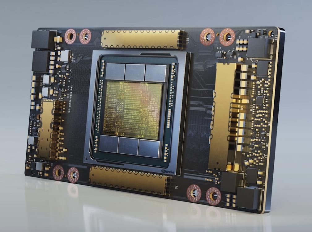 Nvidia DGX A100